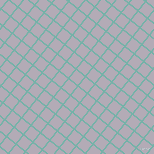 51/141 degree angle diagonal checkered chequered lines, 5 pixel lines width, 36 pixel square size, plaid checkered seamless tileable