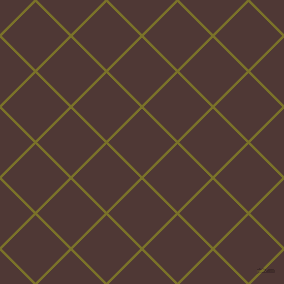 45/135 degree angle diagonal checkered chequered lines, 5 pixel lines width, 97 pixel square size, plaid checkered seamless tileable