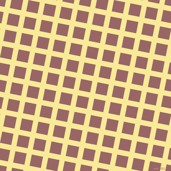 79/169 degree angle diagonal checkered chequered lines, 17 pixel line width, 37 pixel square size, plaid checkered seamless tileable