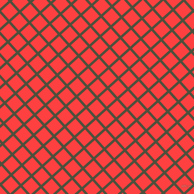 42/132 degree angle diagonal checkered chequered lines, 8 pixel line width, 39 pixel square size, plaid checkered seamless tileable