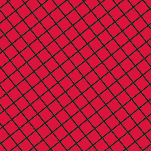 39/129 degree angle diagonal checkered chequered lines, 4 pixel line width, 37 pixel square size, plaid checkered seamless tileable