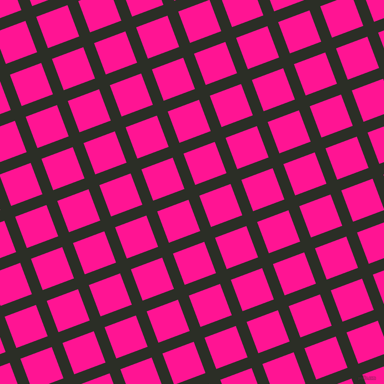 21/111 degree angle diagonal checkered chequered lines, 23 pixel lines width, 67 pixel square size, plaid checkered seamless tileable