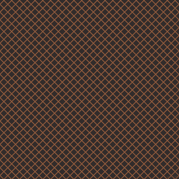 45/135 degree angle diagonal checkered chequered lines, 3 pixel lines width, 16 pixel square size, plaid checkered seamless tileable