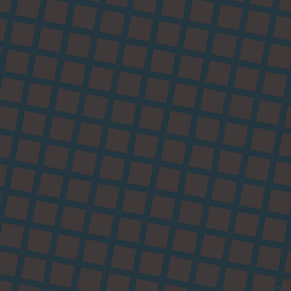 79/169 degree angle diagonal checkered chequered lines, 22 pixel line width, 75 pixel square size, plaid checkered seamless tileable