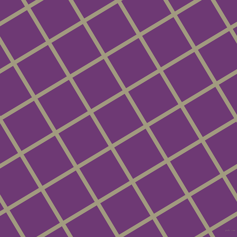 31/121 degree angle diagonal checkered chequered lines, 14 pixel line width, 126 pixel square size, plaid checkered seamless tileable