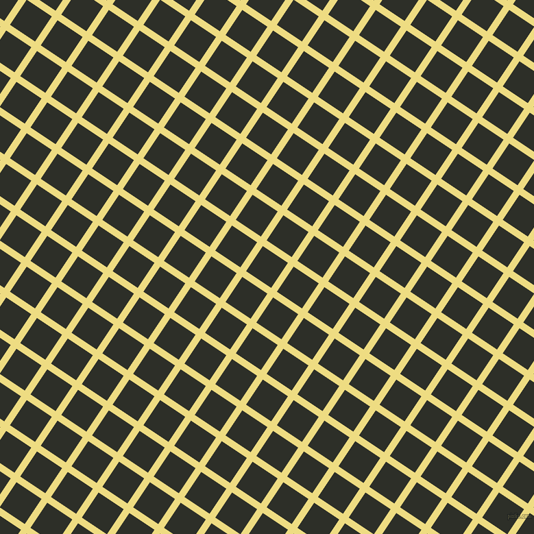 56/146 degree angle diagonal checkered chequered lines, 10 pixel lines width, 44 pixel square size, plaid checkered seamless tileable