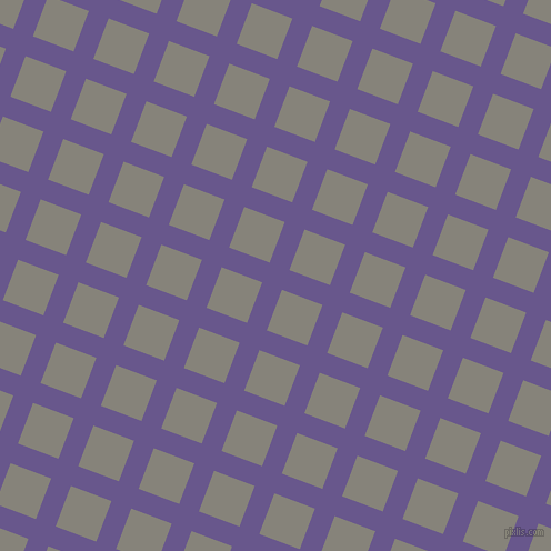 69/159 degree angle diagonal checkered chequered lines, 19 pixel lines width, 39 pixel square size, plaid checkered seamless tileable
