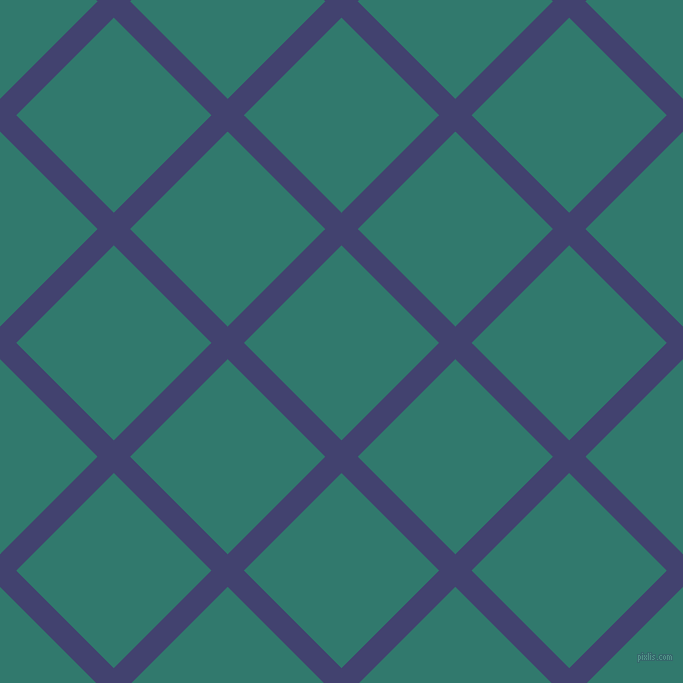 45/135 degree angle diagonal checkered chequered lines, 23 pixel line width, 138 pixel square size, plaid checkered seamless tileable