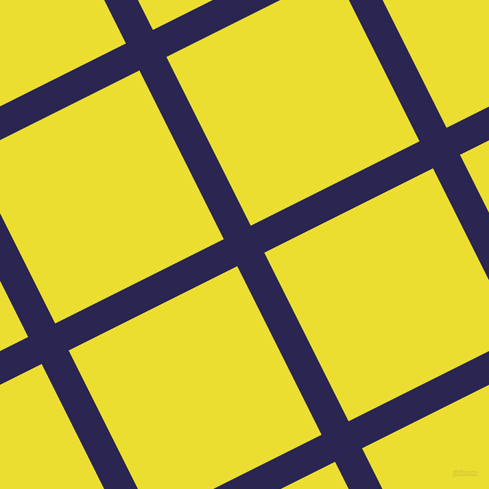 27/117 degree angle diagonal checkered chequered lines, 44 pixel lines width, 275 pixel square size, plaid checkered seamless tileable