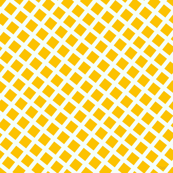 51/141 degree angle diagonal checkered chequered lines, 14 pixel lines width, 32 pixel square size, plaid checkered seamless tileable