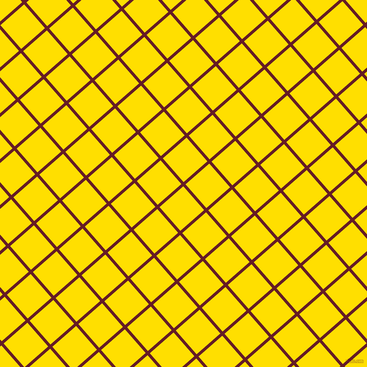 41/131 degree angle diagonal checkered chequered lines, 6 pixel lines width, 64 pixel square size, plaid checkered seamless tileable