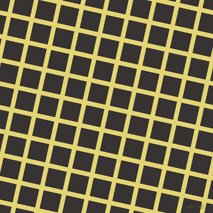 77/167 degree angle diagonal checkered chequered lines, 9 pixel lines width, 37 pixel square size, plaid checkered seamless tileable