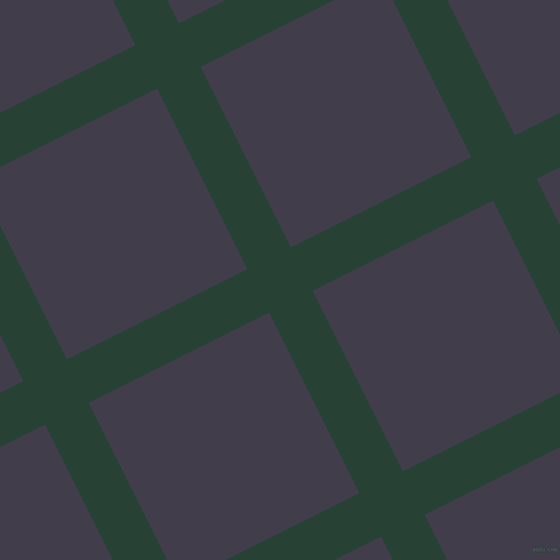 27/117 degree angle diagonal checkered chequered lines, 69 pixel lines width, 286 pixel square size, plaid checkered seamless tileable