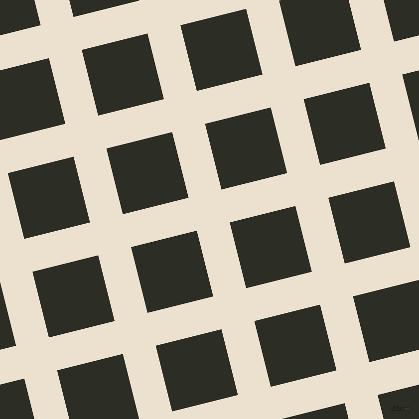14/104 degree angle diagonal checkered chequered lines, 68 pixel line width, 136 pixel square size, plaid checkered seamless tileable