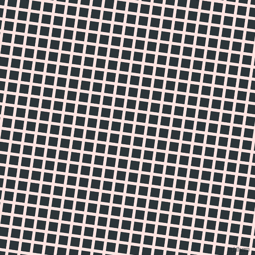 82/172 degree angle diagonal checkered chequered lines, 6 pixel line width, 18 pixel square size, plaid checkered seamless tileable