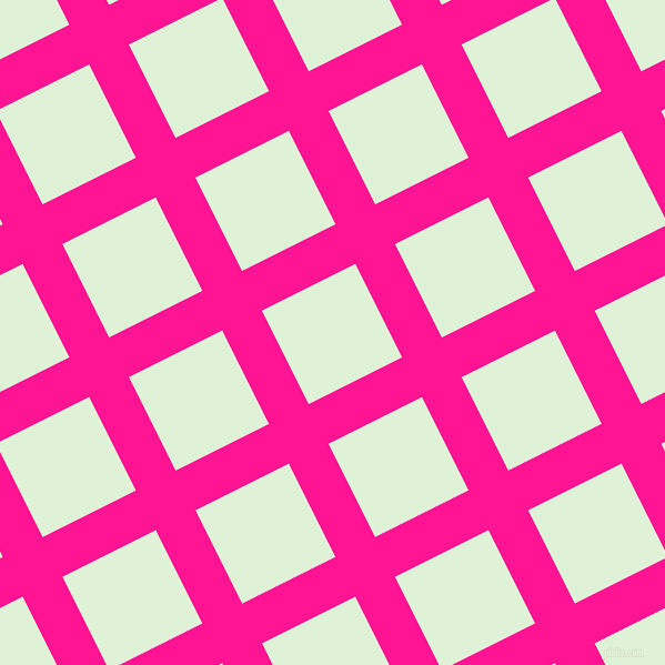27/117 degree angle diagonal checkered chequered lines, 40 pixel lines width, 94 pixel square size, plaid checkered seamless tileable