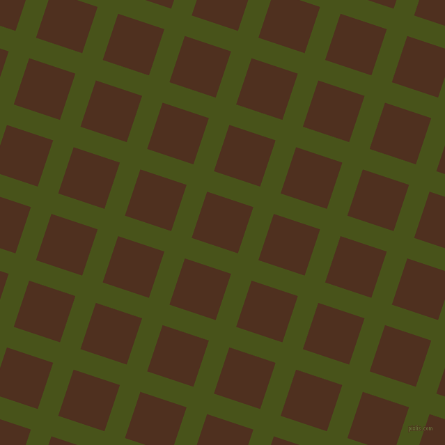 72/162 degree angle diagonal checkered chequered lines, 31 pixel lines width, 70 pixel square size, plaid checkered seamless tileable