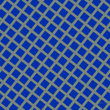 52/142 degree angle diagonal checkered chequered lines, 10 pixel line width, 27 pixel square size, plaid checkered seamless tileable