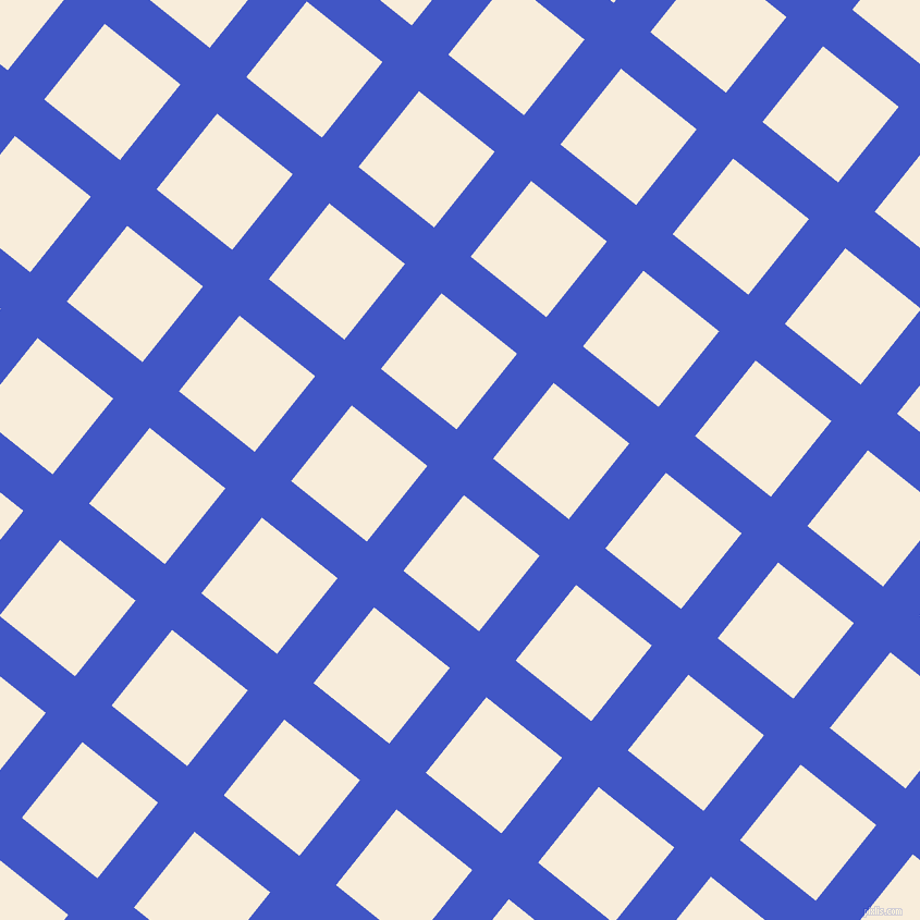 51/141 degree angle diagonal checkered chequered lines, 43 pixel line width, 89 pixel square size, plaid checkered seamless tileable