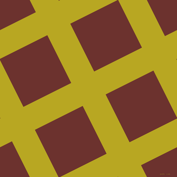 27/117 degree angle diagonal checkered chequered lines, 86 pixel line width, 179 pixel square size, plaid checkered seamless tileable
