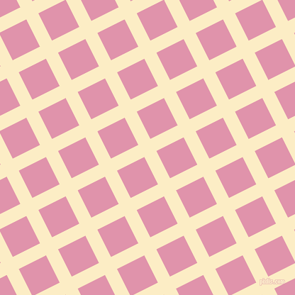 27/117 degree angle diagonal checkered chequered lines, 19 pixel line width, 43 pixel square size, plaid checkered seamless tileable
