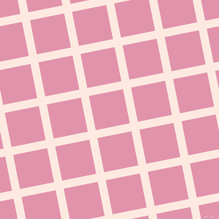 11/101 degree angle diagonal checkered chequered lines, 28 pixel lines width, 119 pixel square size, plaid checkered seamless tileable
