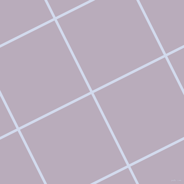 27/117 degree angle diagonal checkered chequered lines, 9 pixel line width, 280 pixel square size, plaid checkered seamless tileable