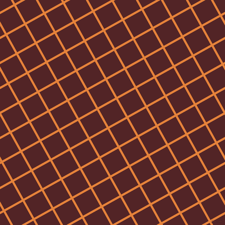 29/119 degree angle diagonal checkered chequered lines, 7 pixel lines width, 65 pixel square size, plaid checkered seamless tileable