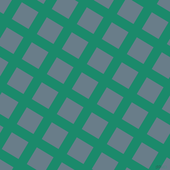 59/149 degree angle diagonal checkered chequered lines, 31 pixel lines width, 63 pixel square size, plaid checkered seamless tileable