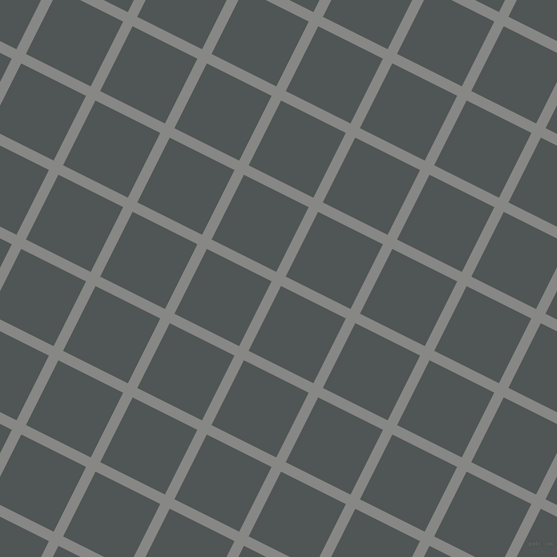 63/153 degree angle diagonal checkered chequered lines, 15 pixel lines width, 103 pixel square size, plaid checkered seamless tileable