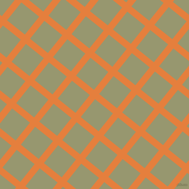51/141 degree angle diagonal checkered chequered lines, 22 pixel line width, 76 pixel square size, plaid checkered seamless tileable