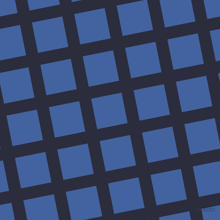 11/101 degree angle diagonal checkered chequered lines, 24 pixel lines width, 61 pixel square size, plaid checkered seamless tileable