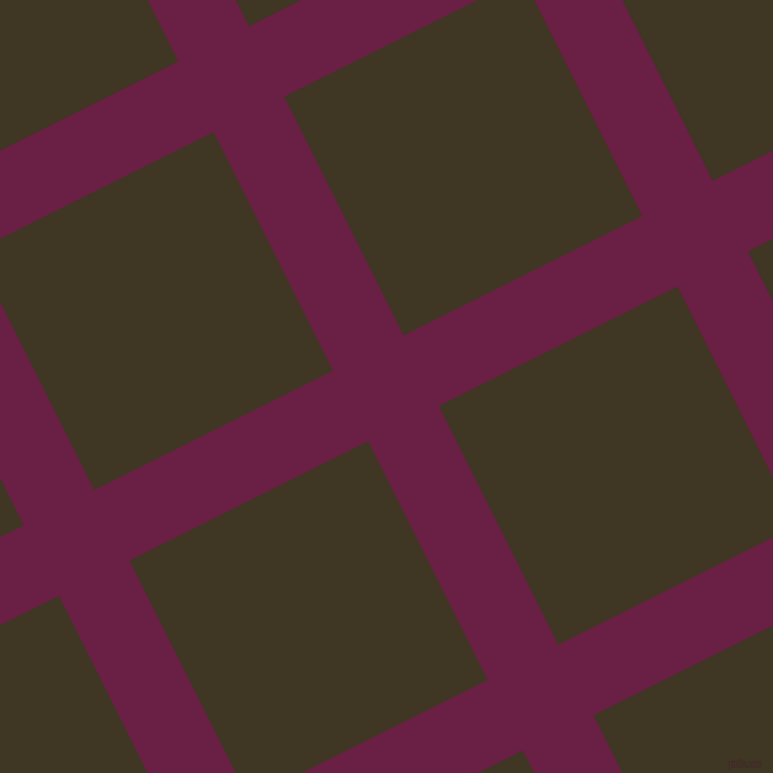 27/117 degree angle diagonal checkered chequered lines, 87 pixel lines width, 295 pixel square size, plaid checkered seamless tileable