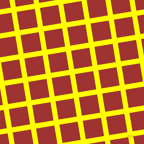 9/99 degree angle diagonal checkered chequered lines, 18 pixel lines width, 64 pixel square size, plaid checkered seamless tileable
