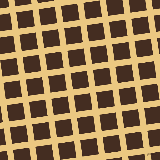 8/98 degree angle diagonal checkered chequered lines, 26 pixel lines width, 69 pixel square size, plaid checkered seamless tileable