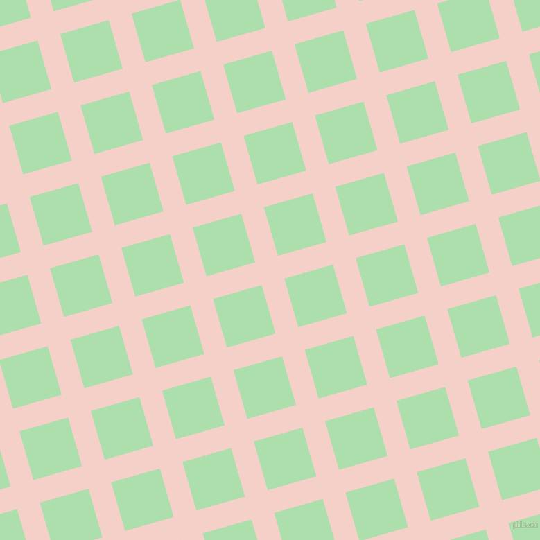 16/106 degree angle diagonal checkered chequered lines, 34 pixel line width, 73 pixel square size, plaid checkered seamless tileable
