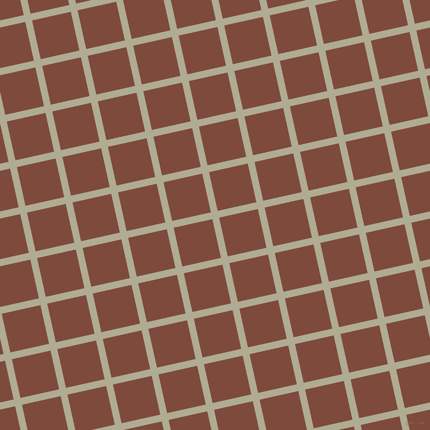 13/103 degree angle diagonal checkered chequered lines, 14 pixel line width, 80 pixel square size, plaid checkered seamless tileable