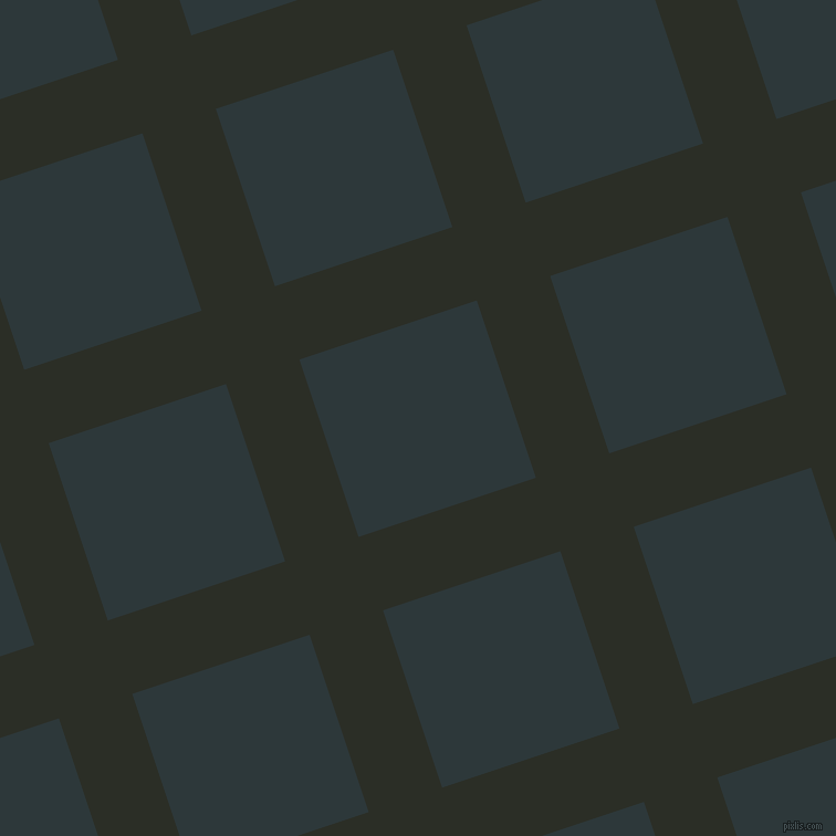 18/108 degree angle diagonal checkered chequered lines, 70 pixel line width, 169 pixel square size, plaid checkered seamless tileable