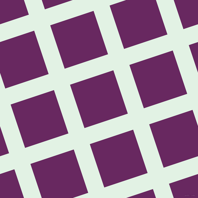 18/108 degree angle diagonal checkered chequered lines, 58 pixel lines width, 157 pixel square size, plaid checkered seamless tileable