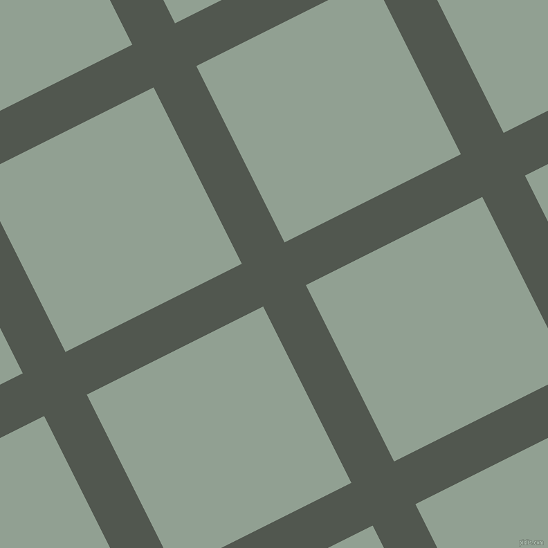 27/117 degree angle diagonal checkered chequered lines, 69 pixel line width, 285 pixel square size, plaid checkered seamless tileable