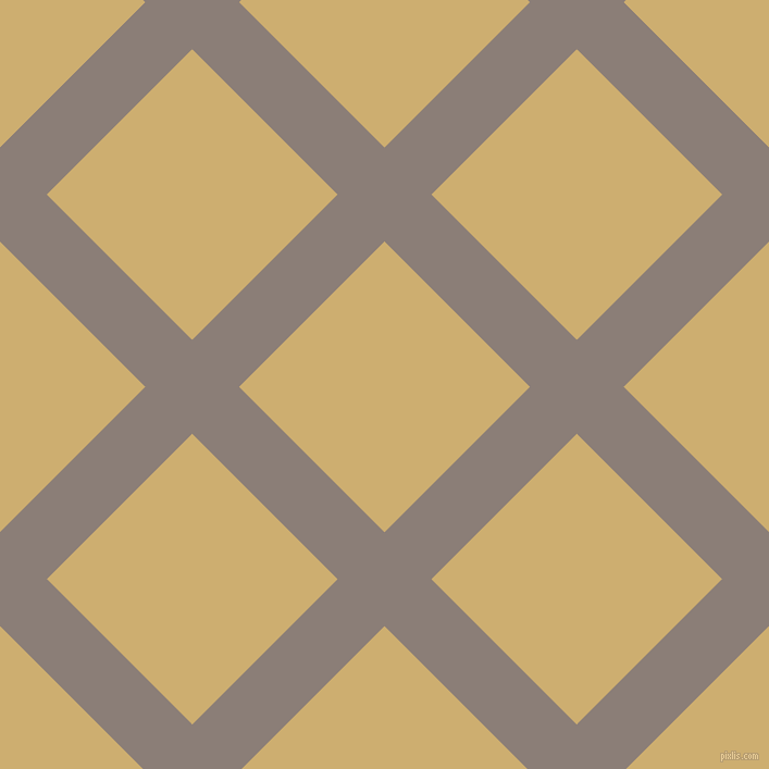 45/135 degree angle diagonal checkered chequered lines, 61 pixel line width, 189 pixel square size, plaid checkered seamless tileable