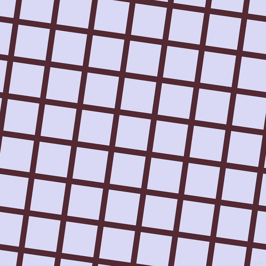 82/172 degree angle diagonal checkered chequered lines, 19 pixel line width, 104 pixel square size, plaid checkered seamless tileable