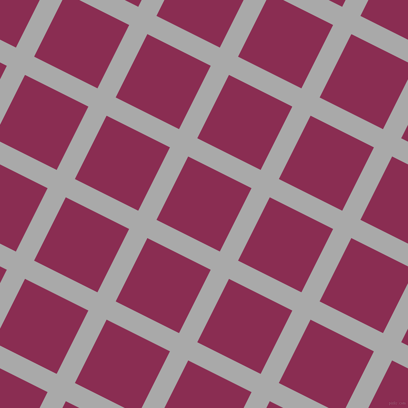 63/153 degree angle diagonal checkered chequered lines, 42 pixel line width, 146 pixel square size, plaid checkered seamless tileable