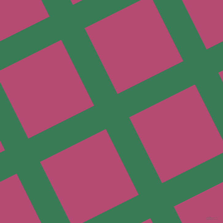 27/117 degree angle diagonal checkered chequered lines, 85 pixel line width, 240 pixel square size, plaid checkered seamless tileable