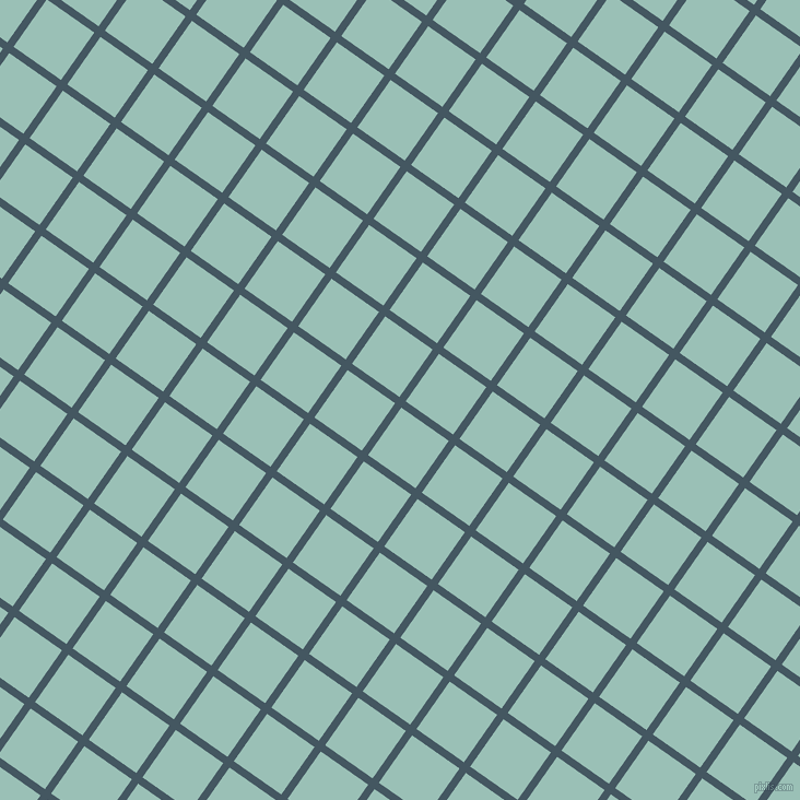 55/145 degree angle diagonal checkered chequered lines, 7 pixel line width, 53 pixel square size, plaid checkered seamless tileable