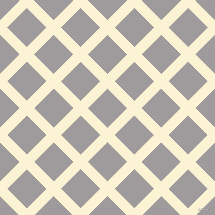 45/135 degree angle diagonal checkered chequered lines, 34 pixel lines width, 91 pixel square size, plaid checkered seamless tileable
