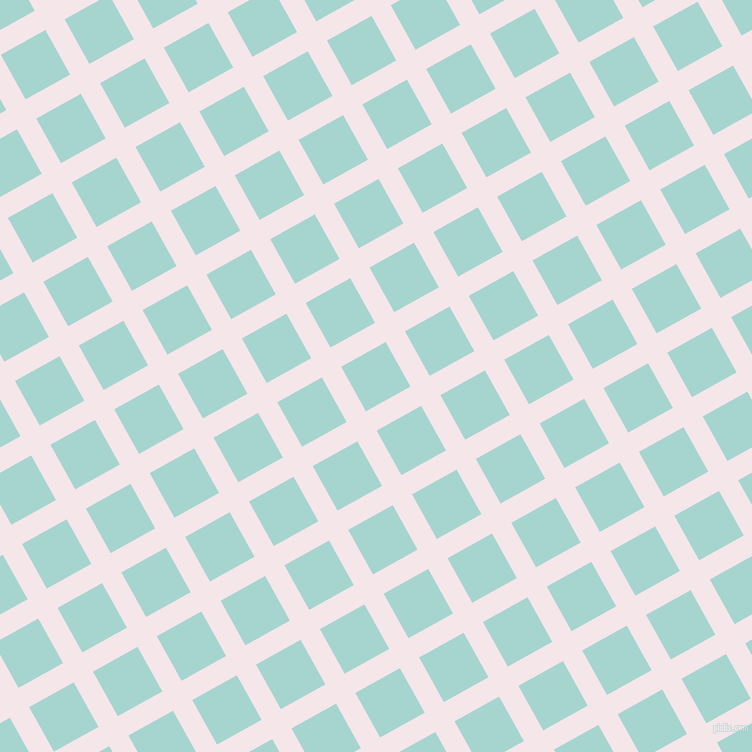 29/119 degree angle diagonal checkered chequered lines, 22 pixel line width, 51 pixel square size, plaid checkered seamless tileable