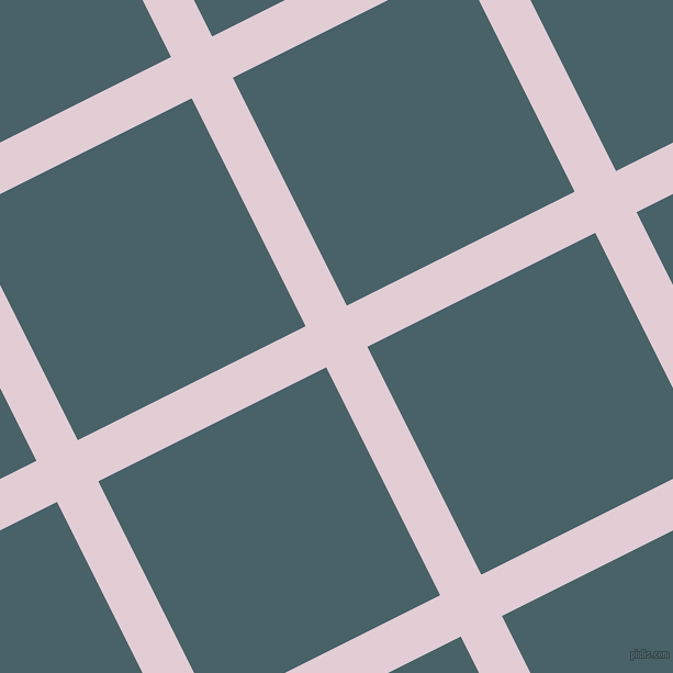27/117 degree angle diagonal checkered chequered lines, 42 pixel lines width, 232 pixel square size, plaid checkered seamless tileable