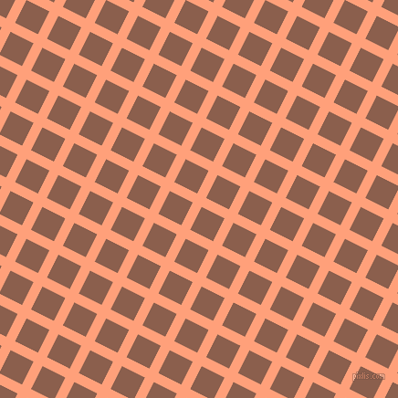 63/153 degree angle diagonal checkered chequered lines, 11 pixel lines width, 28 pixel square size, plaid checkered seamless tileable