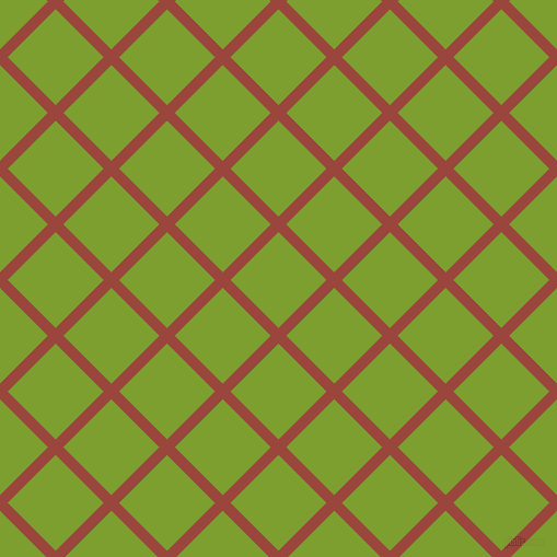45/135 degree angle diagonal checkered chequered lines, 10 pixel lines width, 62 pixel square size, plaid checkered seamless tileable